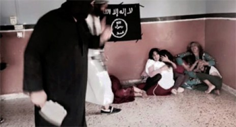 ISIS slaves