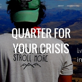 Quarter for Your Crisis - Shoobie Media