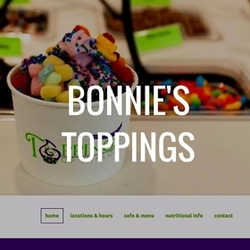 Bonnie's Toppings - Shoobie Media