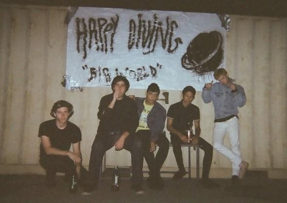 Happy Diving