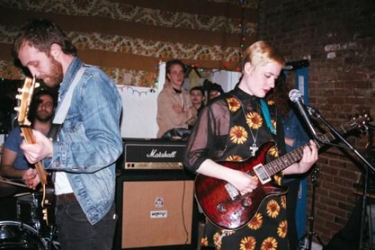 Ghost Ghum, en un concierto // Tumblr oficial de Ghost Ghum