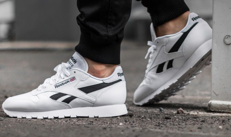 Reebok Classic Leather Pop White W