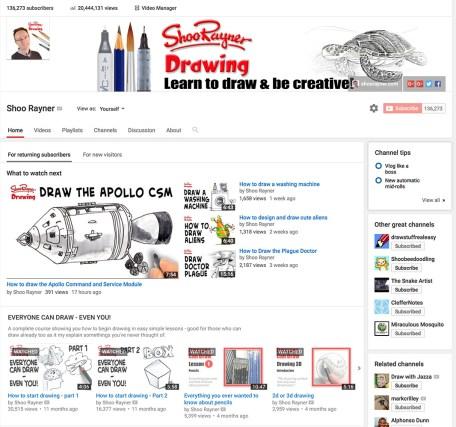 drawinhg-channel