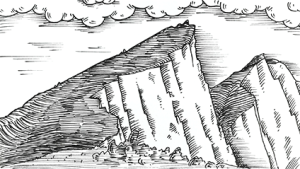 How To Draw Mountains Shoo Rayner Author
