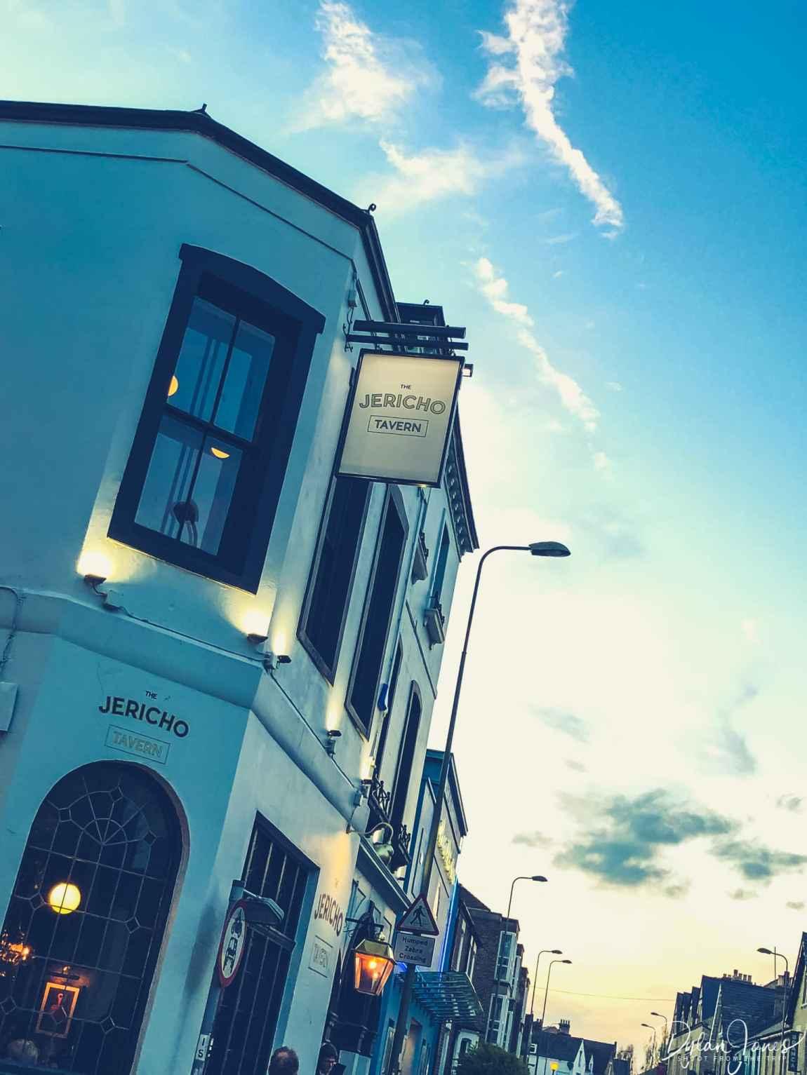 The Jericho Tavern - a great live music venue