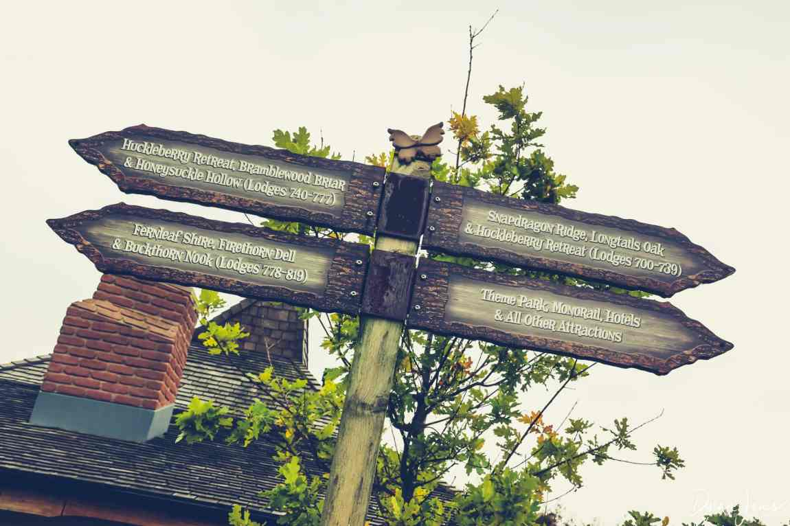 Enchanted Village - perfect for an Alton Towers overnight stay