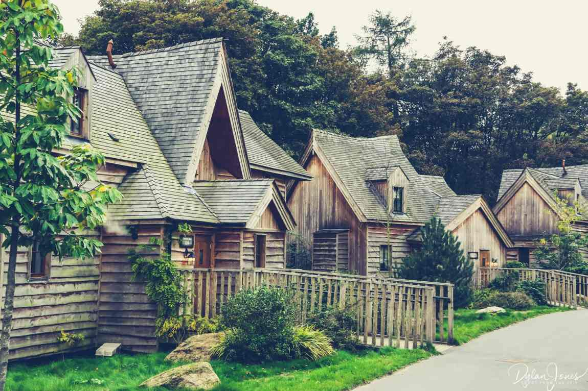 The Luxury Treehouses - perfect for an Alton Towers overnight stay
