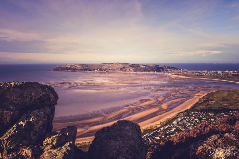 Epic views of Llandudno and the Great Orme