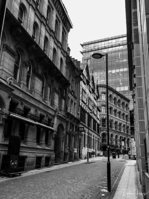 Chapel Walks, Manchester