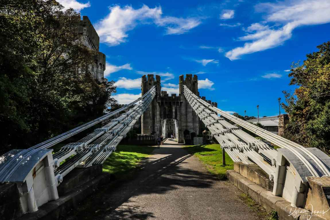 Things to do in Conwy - Thomas Telford's Conwy Suspension Bridge