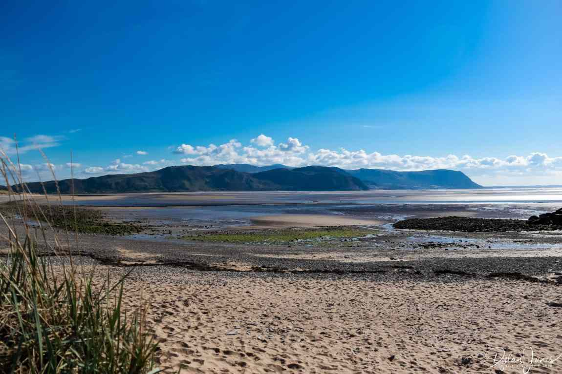 Views from West Shore Beach - one of the attractions in Llandudno