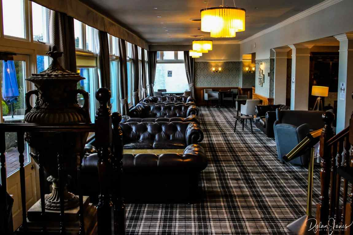 The Lounge at Beech Hill Hotel & Spa