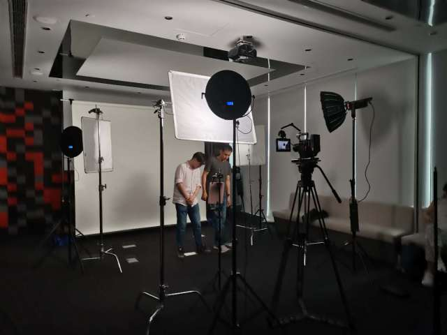 China Remote video production facilities