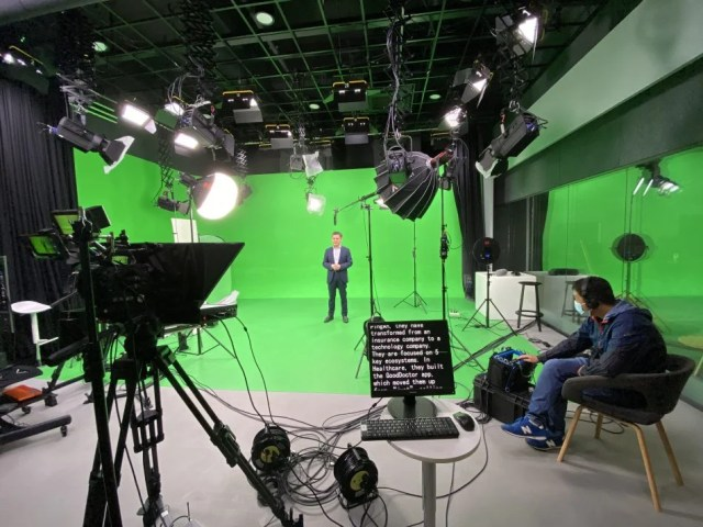Shanghai Greenscreen Filming Services