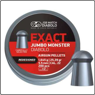JSB Exact Jumbo Monster Redesigned