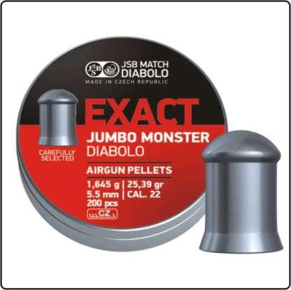 JSB Exact Jumbo Monster