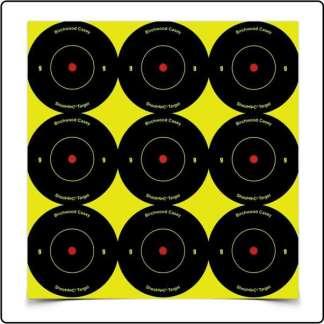 Birchwood Casey 2inch Bull`s Eye Target Spots