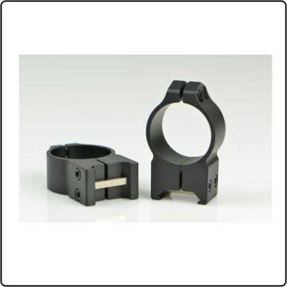 Warne Ring 25mm High weaver matte