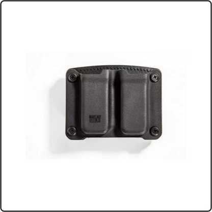 Double Mag Pouch OWB Glock