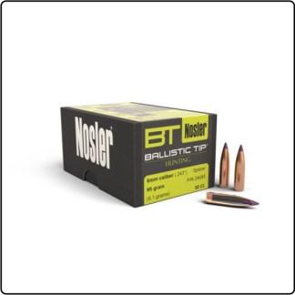Nosler Balistic Tip 6mm 95gr. SP