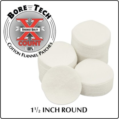 Bore Tech 1.5 inch Round Patches_