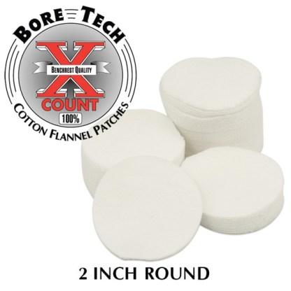 Bore Tech 2 inch Round Patches