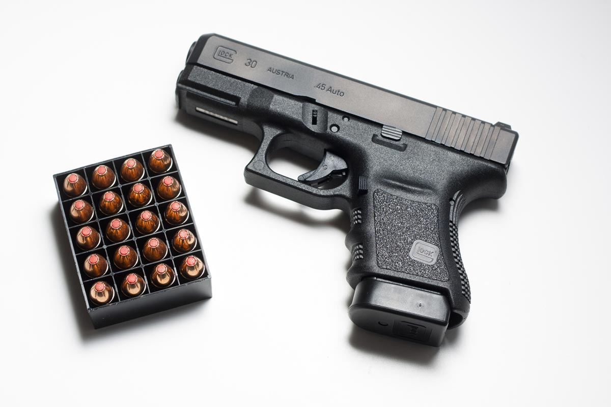 glock 30 review is