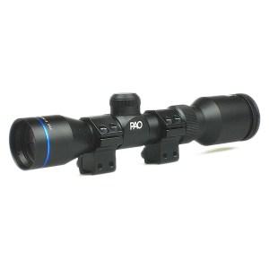 PAO –Professional Optics 2-8 x 32 Long Eye Relief SCOPE
