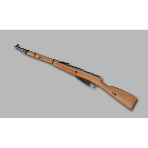 Mosin Nagent M1944 full length June