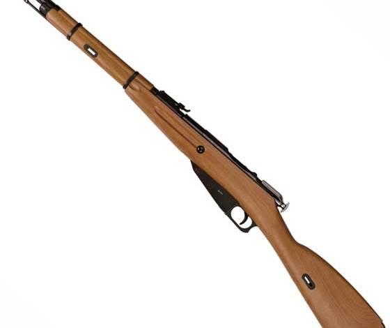Mosin Nagant M1944 BB gun: Part 2