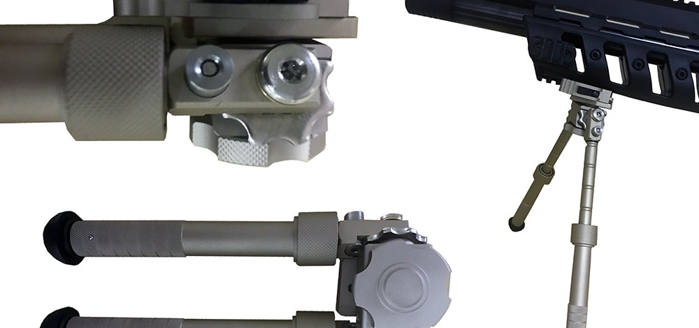 THIS TILT & SWIVEL BIPOD JUST 'CANT' BE BEAT!
