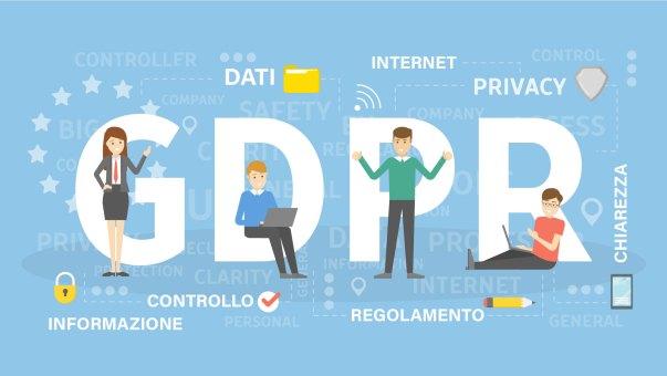 gdpr e normativa europea per la privacy, come essere in regola con cookie e dati di navigazione