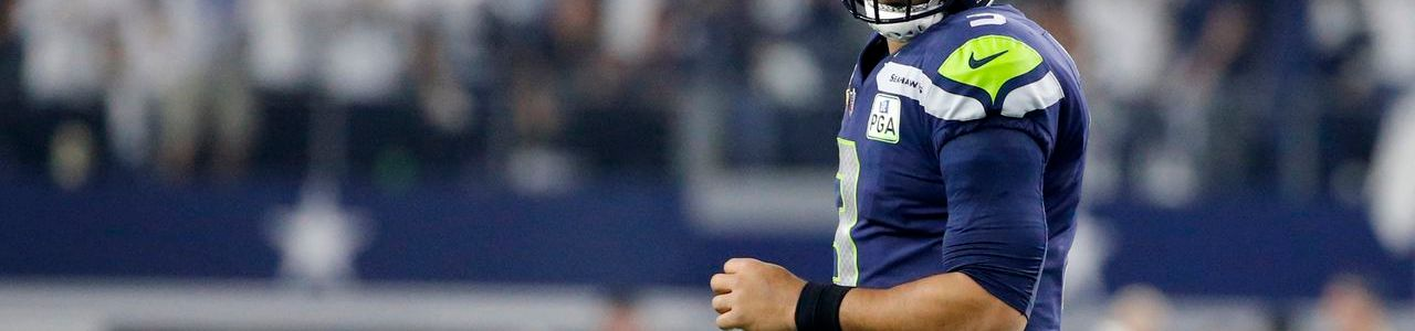 The 2020 NFL MVP Award is Russell Wilson's To Lose