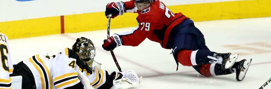 Boston Bruins at Washington Capitals Odds and Best Bets