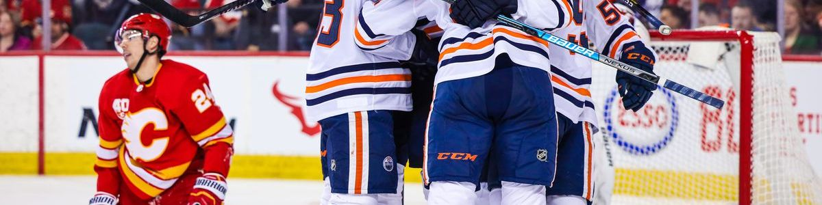 Oilers vs Flames Betting Preview, Odds, Prediction, and Best Bet