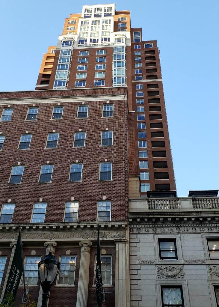 Barnes & Noble Rittenhouse Square.