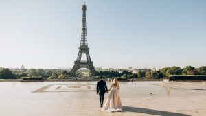 Wedding Paris