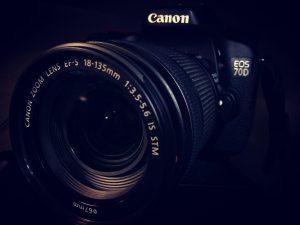 Cannon Camera Photo