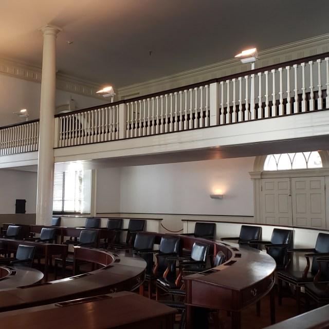 Congress Hall Philadelphia