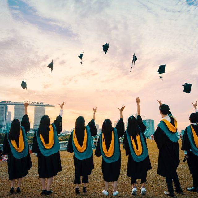 Graduation In Singapore