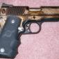 custom firearm engraving