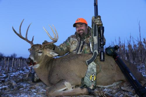 whitetail deer hunting shoot straight tv