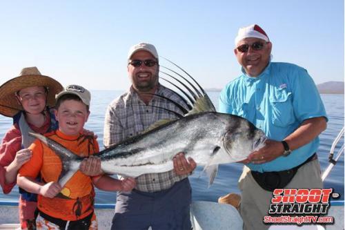 Mexico fishing shoot straight tv