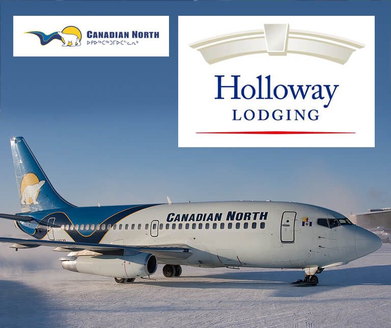 Canadian North & Holloway Lodging Partner with Shoot to Score Hockey