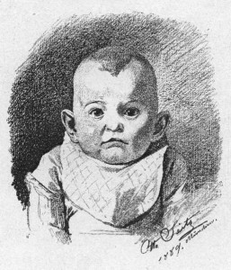What some babies might look like, if they're unlucky