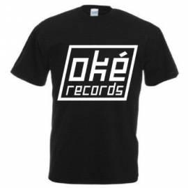 oké records shirt
