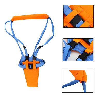Baby Toddler Kid Harness Bouncer Jumper Help Learn To Moon Walk Assistant  TD