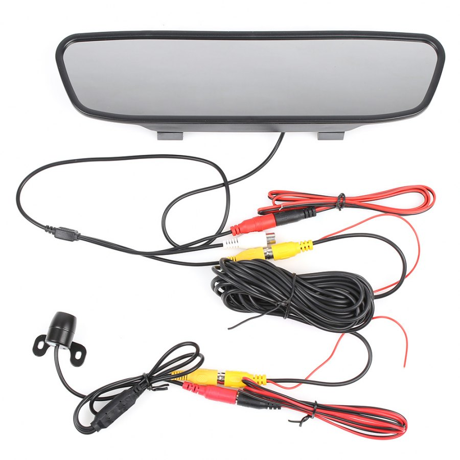 medium resolution of related posts in tft mirror backup camera wiring diagram