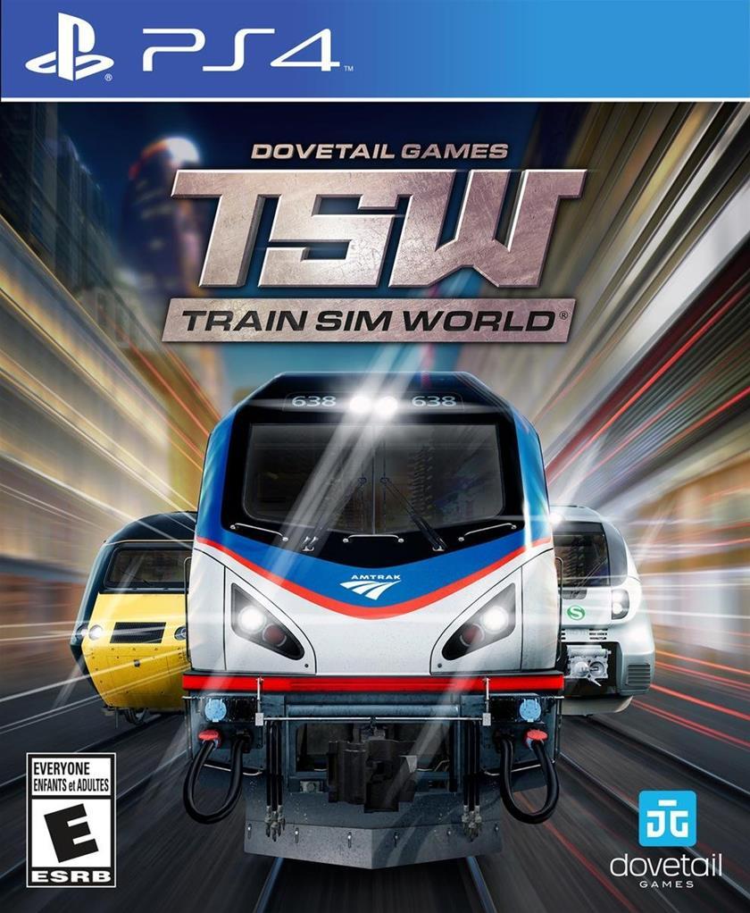 Train Sim World Jeu De Simulation Sur PS4 Just For Games