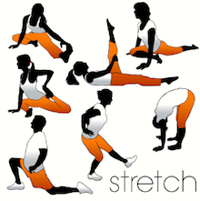 Daily 6 Stretches